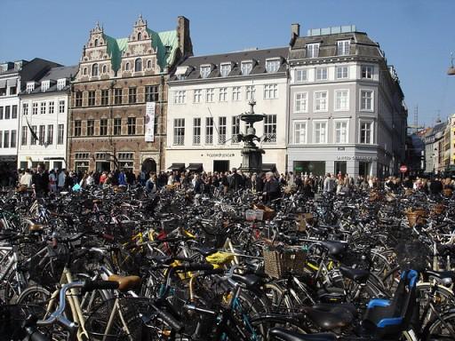 Copenhagen Bikes - © CxOxS