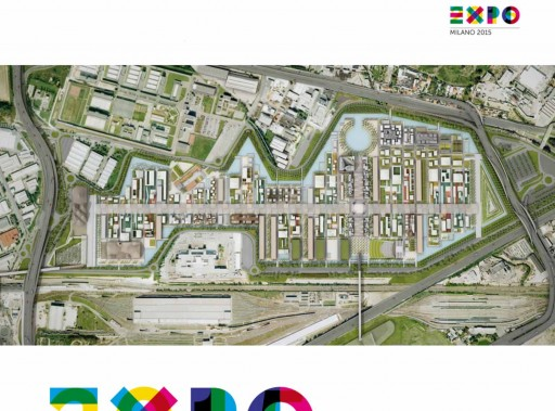 Expo Milano 2015, The Exhibition Site – in a nutshell