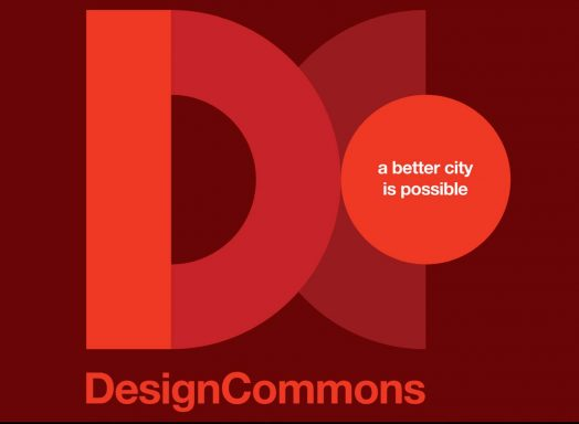 Design Commons, a travelling platform to improve cities